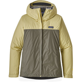 Patagonia Torrentshell Jacket Women yellow/olive
